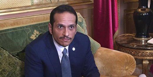 وزیر خارجه قطر از برنامه ترامپ در قبال ایران گفت