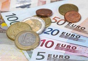 تداوم ریزش دلار/ یورو ۱۴.۶۵۰ تومان شد