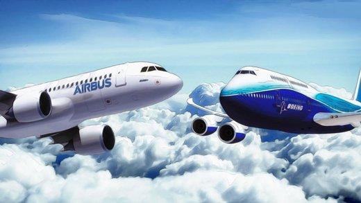 آخرین خبرها از قراردادهای خرید هواپیما/ بویینگ و ایرباس میآیند؟
