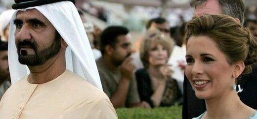 رد بن سلمان در فرار همسر حاکم دبی