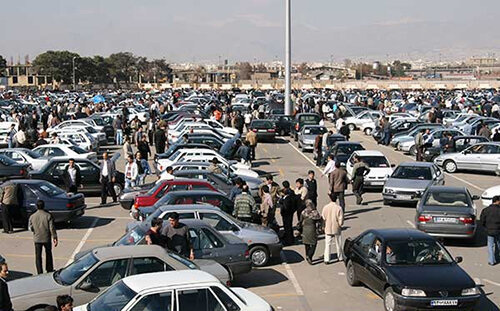 گشتی در بازار خودروهای ۵۰۰ تا ۷۰۰ میلیونی/ جدول