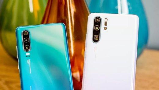 Huawei P30 به عنوان بهترین گوشی سال انتخاب شد