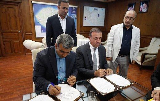 اتفاق مع تركيا لانشاء مجمع سياحي کبیر في جزيرة كيش الايرانية بـ 100 مليون دولار