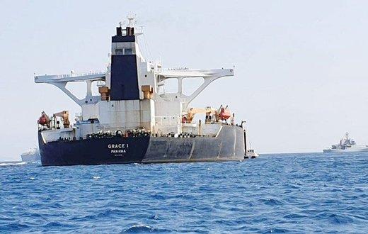 پلیس جبل الطارق ۲ ناخدای نفتکش ایران را دستگیر کرد/ اسناد نفتکش ضبط شد