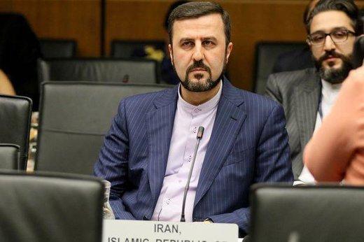 سفیر ایران در آژانس: درباره امنیت تاسیسات هستهای مصالحه نمیکنیم
