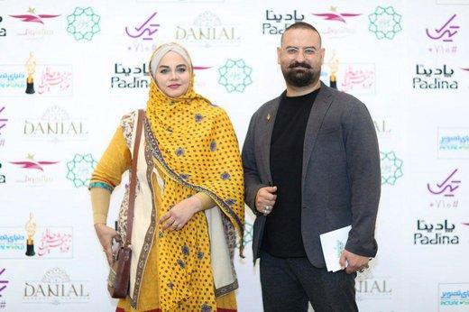 فیلم | هنرمندان بدون لباسهای جلف در جشن حافظ