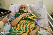 تصاویر | پرچم حرم امام رضا(ع) در آغوش جمال شورجه