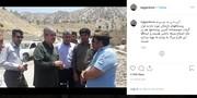 تقدیر رئیس کمیسیون برنامه و بودجه مجلس از شرکت آب و فاضلاب روستایی کهگیلویه و بویراحمد