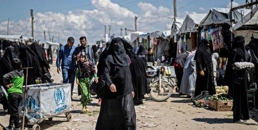 «مادر» داعش در موصل دستگیر شد