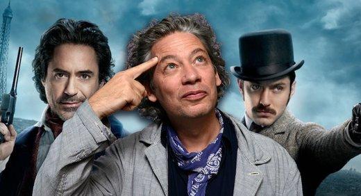 کارگردان قسمت جدید شرلوک هلمز مشخص شد