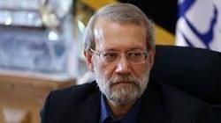 لاريجاني: ايران تواجه ظروف حرب اقتصادية جائرة