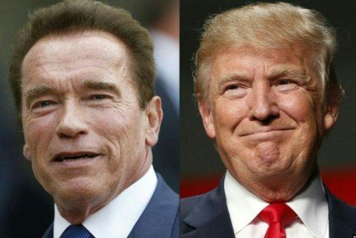 ترامپ: آرنولد مرده است!