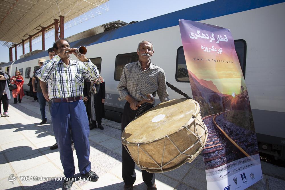 قطار همدان – تهران