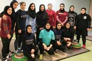هالتر جدید برای دختران وزنهبرداری ایران؛به رنگ صورتی!/عکس