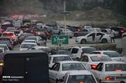 تصاویر   تفریحات آخر هفته با طعم ترافیک