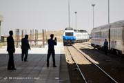 قطار گردشگری همدان راهاندازی شد
