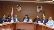 بازدید همایون یوسفی از شرکت فولاد اکسین خوزستان