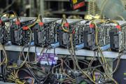 کشف ۱۳۶ دستگاه استخراج ارز دیجیتال در شهرستان گچساران