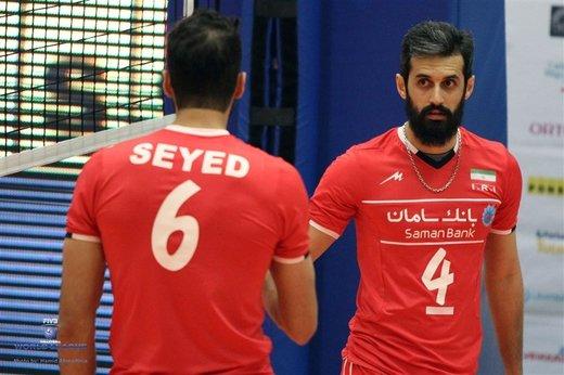 دو ایرانی در میان ۱۰۰ بازیکن الهام بخش جهان