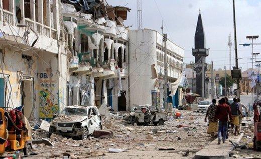 حمله به یک هتل در سومالی