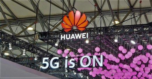 هوآوی در سال جاری پانصد هزار ایستگاه شبکه ۵جی را به فروش میرساند