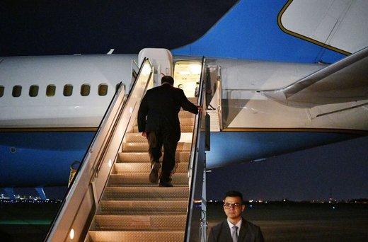 پمپئو خواستار خروج دائمی دیپلماتهای آمریکا از عراق است