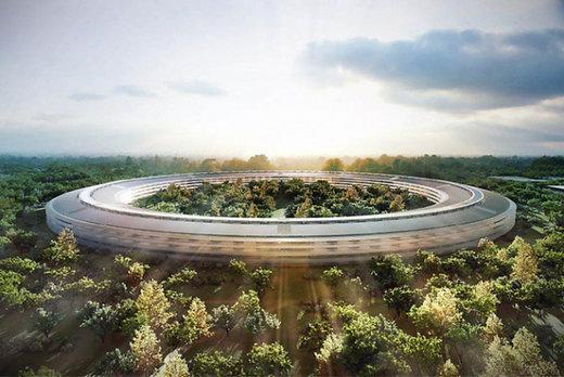 مرکز مدیریت اپل در فهرست گرانقیمتترین ساختمانهای جهان جای گرفت