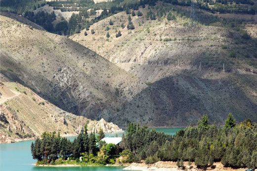 هشدار به گردشگران: سد لتیان یکشنبه باز میشود، در مسیر رودها نمانید