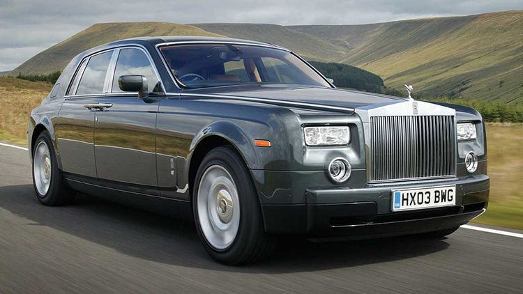 Rolls Royce Phantom / رولزرویس فانتوم