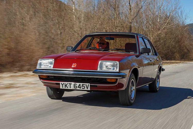 Vauxhall Cavalier Mk1 / واکسهال کاوالیر