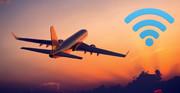 خطوط هوایی ایران اینترنتدار میشوند