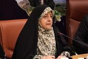 لایحه منع خشونت علیه زنان,معصومه ابتکار,نشست خبری,هفته دولت