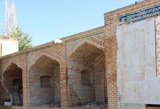 مجموعه تاریخی «حسن پادشاه» مرمت و بازسازی میشود