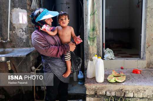کشت شالی در استان گلستان