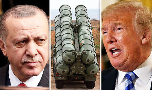 نشریه آلمانی: اردوغان با موشکهای روسیه، با غرب خداحافظی کرد