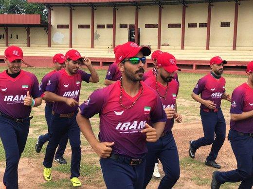 بیسبالیستهای ایران آماده بازیهای آسیایی میشوند