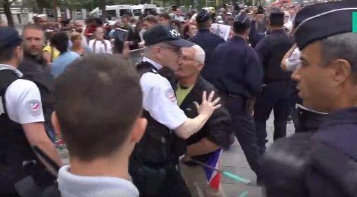 تصاویر| روز ملی فرانسه