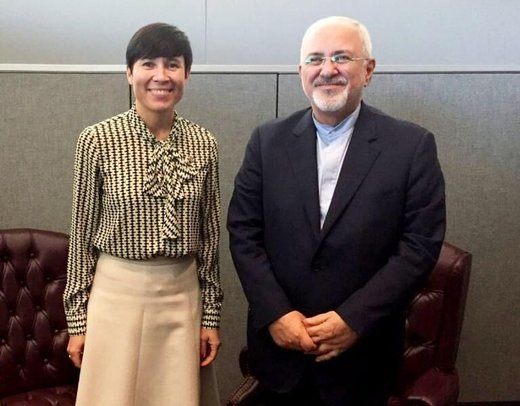 Iran, Norway discuss bilateral, regional issues