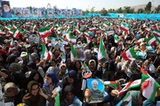 دفتر رئیس جمهوری از مردم خراسان شمالی قدردانی کرد