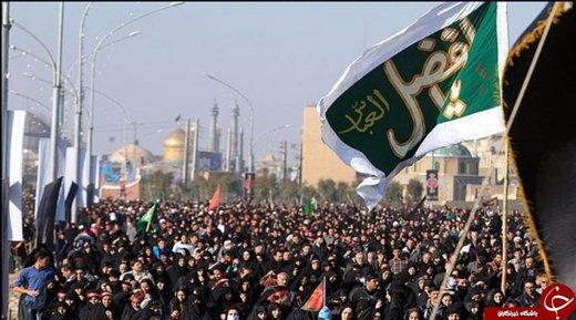 شهرداری تهران ۱۰ میلیارد تومان برای پیادهروی اربعین در نظر گرفت