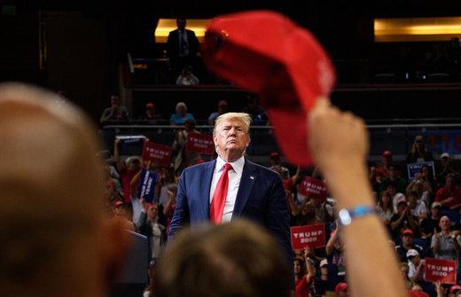 آخرین نظرسنجیها از میزان محبوبیت ترامپ