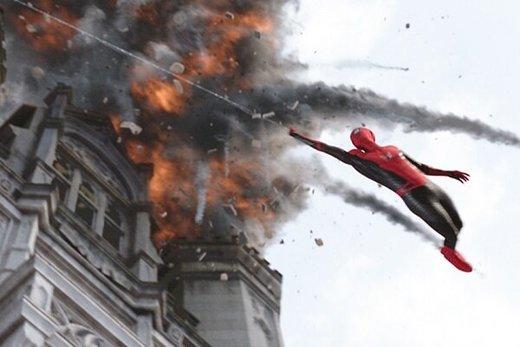 «مرد عنکبوتی» دوباره رکوردشکنی کرد