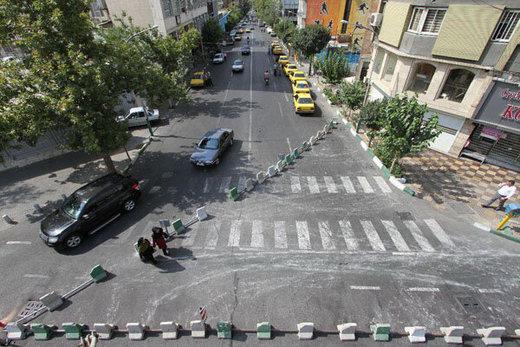 خیابان شهید نجاتالهی از ۲۵ تیر یک طرفه میشود