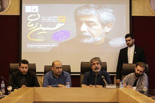 حسین زمان: اگر از من دعوت هم کنند، به تلویزیون نخواهم رفت