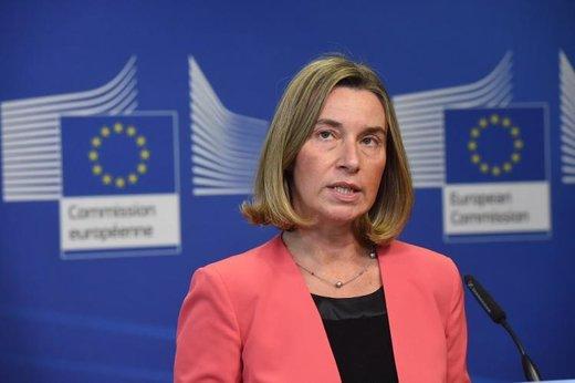 موگرینی پس از نشست بروکسل:هدف ما حفظ برجام است/فعالیتهای ایران نقض جدی برجام نیست