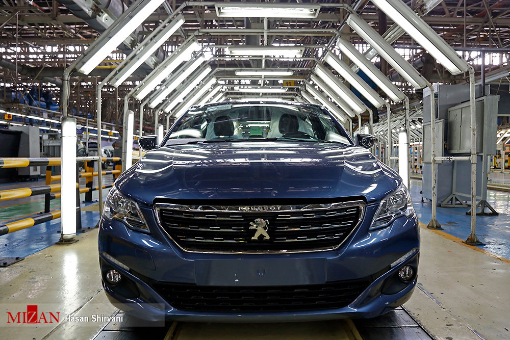 IKCO to put domestic engine on Peugeot 301 cars