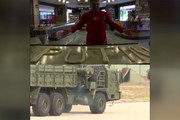 فیلم | تشکر ویژه قناد ترکیهای از پوتین بهخاطر اس ۴۰۰!