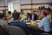 برگزاری جلسه پیشگیری از سرقت تجهیزات مخابراتی در منطقه لرستان