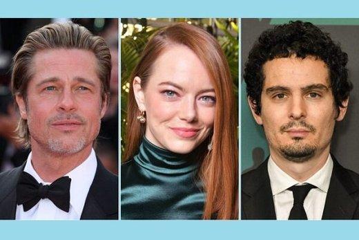 حضور برد پیت و اما استون در فیلم جدید کارگردان«لالالند»