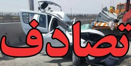 ۲ حادثه وحشتناک جادهای، ۱۹ کشته/ عکس